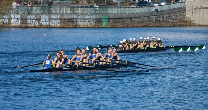 The 50th Head of the Charles Regatta will be held this weekend.