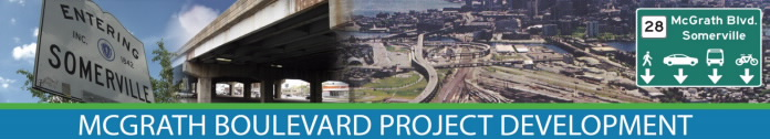 Public Meeting on McGrath Boulevard Project